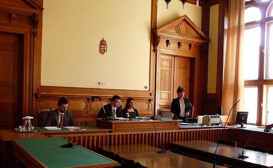 Fővárosi törvényszék civil szervezetek
