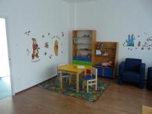 children's interview room